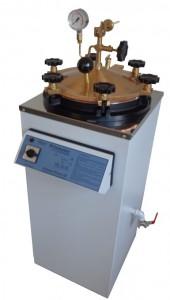Imagem de um Autoclave Vertical Modelo: Cs sem pedal - Prismatec